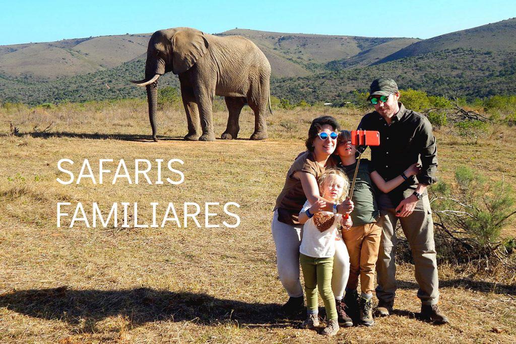 SAFARIS-FAMILIARES